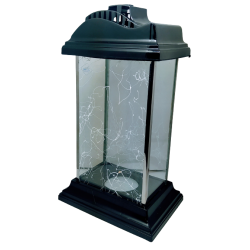 latarnia moderna zdobiona
