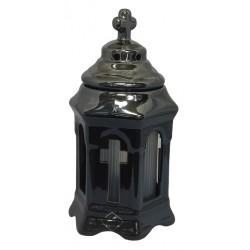 Znicz porcelana ZC-2 czarna